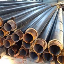 预制直埋无缝保温钢管厂家价格