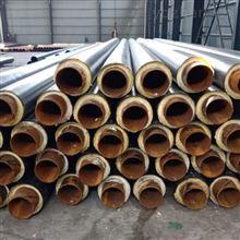 聚氨酯无缝保温钢管生产厂家