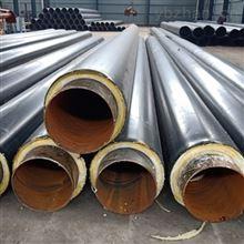 预制聚氨酯直埋保温钢管生产厂家