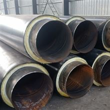 聚氨酯直埋式保温钢管厂家价格