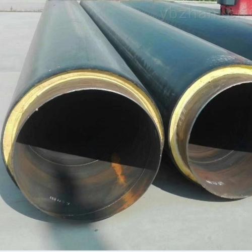 枣庄生产预制直埋保温管的厂家