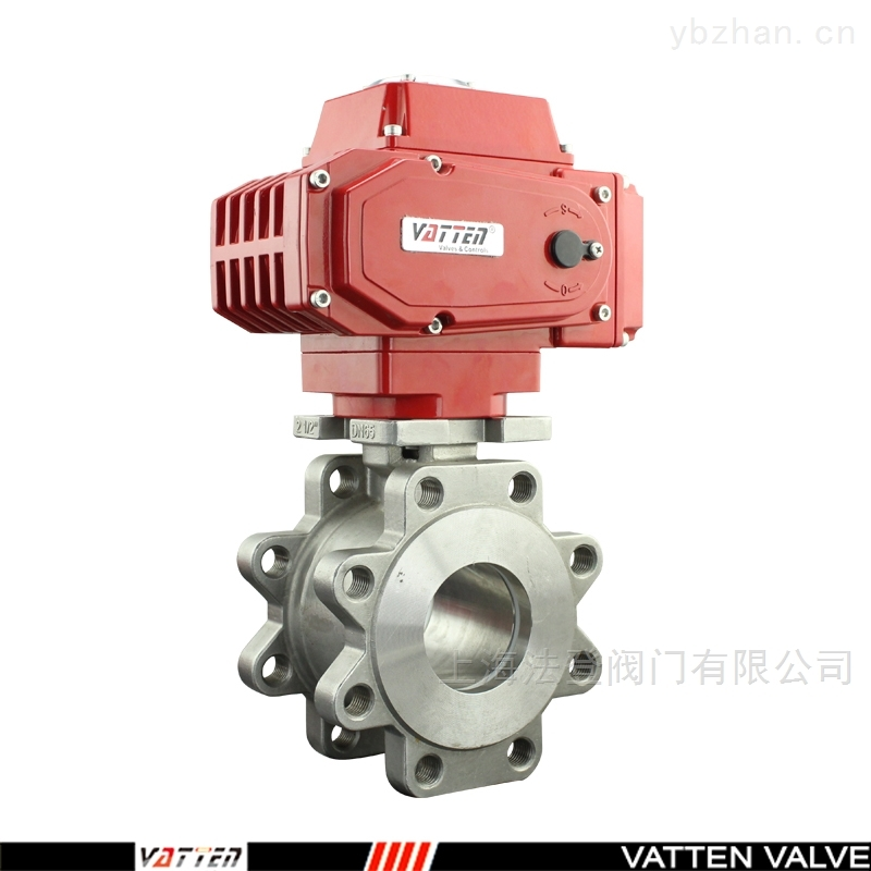 Q971-VT2BDF33A-山东无滞留电动薄型球阀制药切断阀