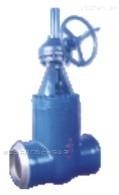 Z61Y-64-Z61Y-64手动焊接式闸阀