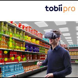 Tobii VR虛擬現實實驗室眼動儀