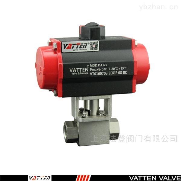 高压对焊球阀适用工况 气动焊接球阀厂家