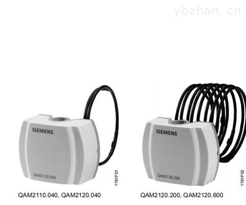 西门子QAM2161.040新风管道温度传感器