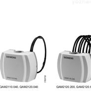 QAM2120.600西門子風道溫度傳感器插身長