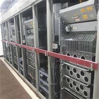 修复完成西门子6SE70整流回馈单元电压不稳定