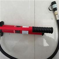 電力四級承試資質申辦費用--手動液壓機