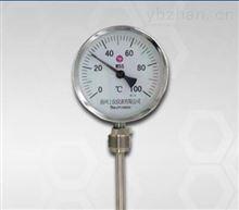 YN-60ZQ轴向带边盘装耐震压力表