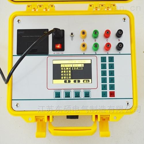 智能变压器变比测试仪电力四级承试设备资质