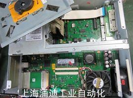 黑屏死机西门子840D系统PCU50.3主机维修