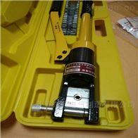 承装修饰工具设备-自制手动液压机