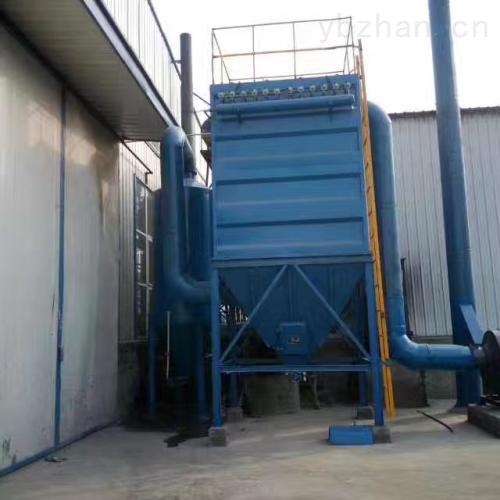 GMC-鑄造廠3噸中頻電爐除塵器生產廠家