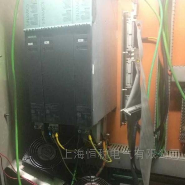 十年修复解决西门子810D伺服控制器缺相
