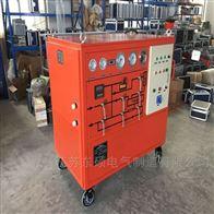 承装修饰工具设备-便捷式SF6气体回收装置