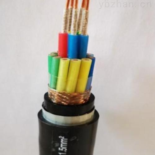 耐火计算机电缆NH—DJYPVP-10*2*1.5mm2