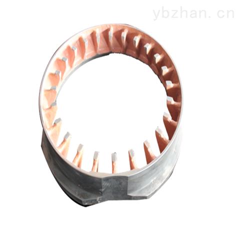 30Cr24Ni7SiN叶片硅溶胶铸造件