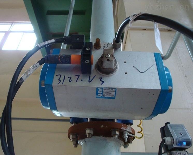 PKO-5/4-032-C-AS008-07 PN-BAR自控球阀阀门仪表