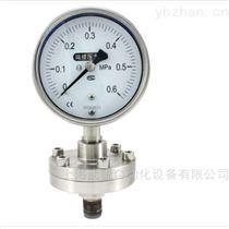WR4100耐震压力表*