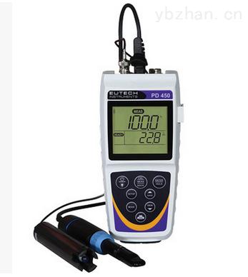 优特Eutech便携式pH/ORP溶解氧测量仪