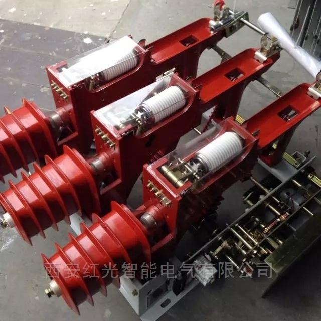 10KV户内交流高压六氟化硫负荷开关