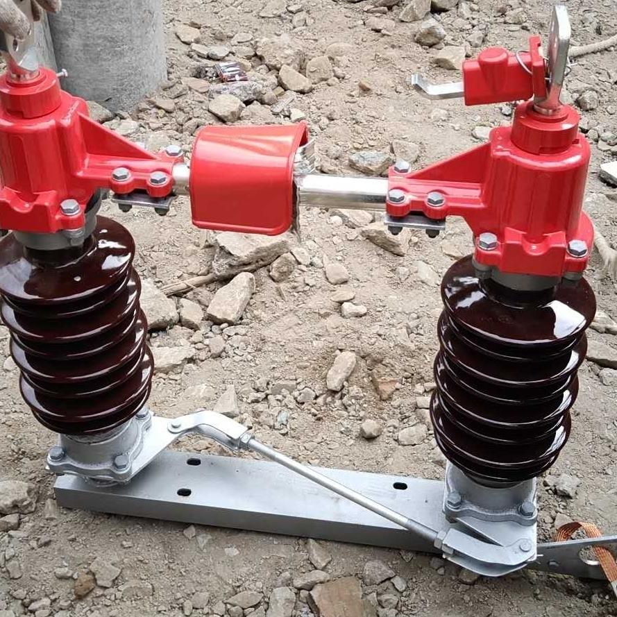 德阳水电站35kV铜管型高压隔离开关