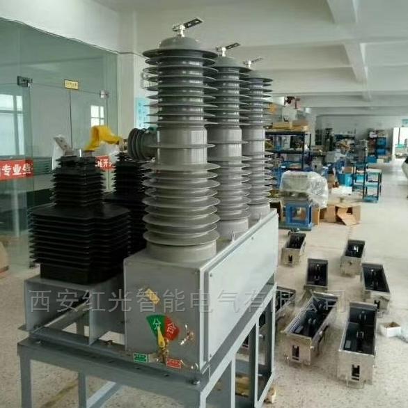 泸州35千伏柱上高压断路器水电站