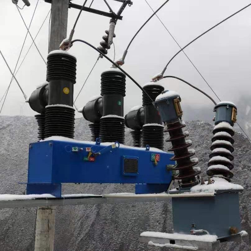成都工厂35KV高原型智能高压断路器