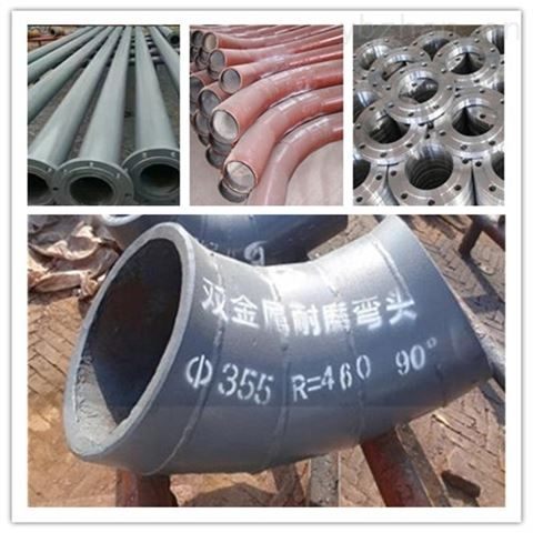 RQTSi4Mo排渣管耐磨件