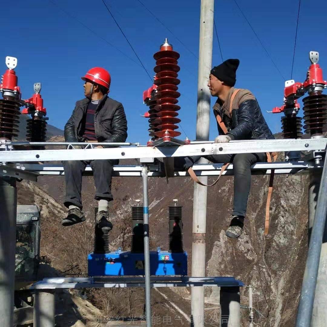 GW4-35KV变电站常用高压隔离开关