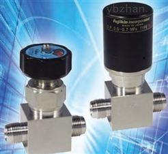 FVPDVF-R166LC-EM1G富士金手动隔膜阀