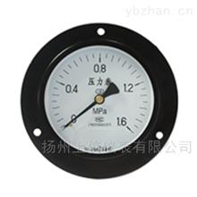 工业用不锈钢普通压力表Y-60ZT