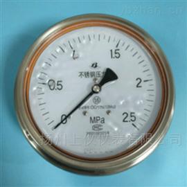 Y-153B-FZ不锈钢耐震压力表
