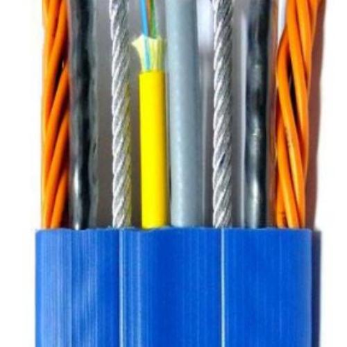 扁平软电缆CEFRB-4*25mm2