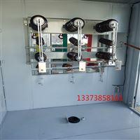 风场升压站35KV电缆分支箱出线一台隔离开关