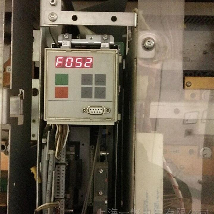 6SE7034-6EE85-1AA0欠电压过压过流