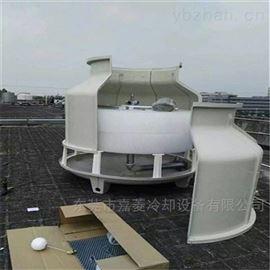 供应LXT-40T高温型圆形玻璃钢冷却塔