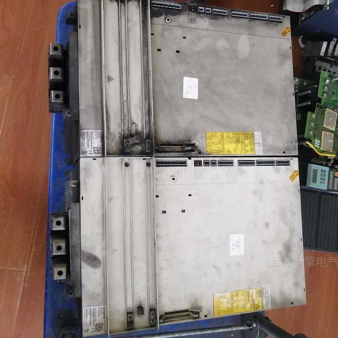 NCU控制器坏 西门子NCU 573.5报警维修