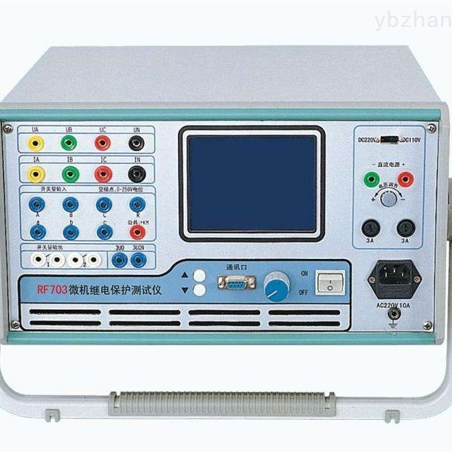 TY工控机继电保护测试仪生产厂家