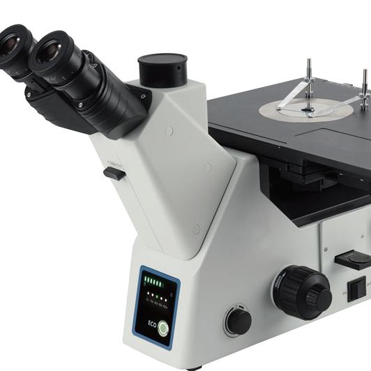 中科普銳FCM5100W-三目倒置式金相顯微鏡