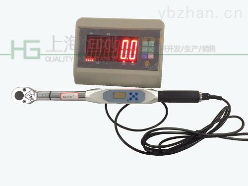 可换头数显式力矩测量扳手