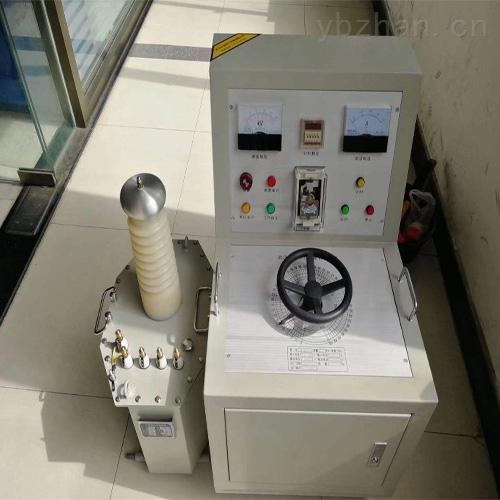 五级承试资质设备/工频耐压机