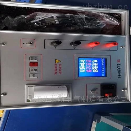 五级承试设备-抗干扰变压器直流电阻测试仪