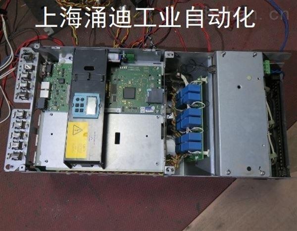 6RA70调速器启动就跳闸励磁模块烧维修