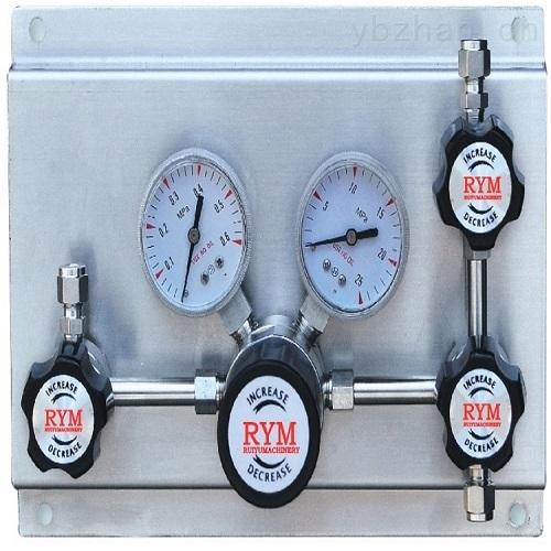 汇流排RYM2100SL-上海不锈钢单侧汇流排实验室单级减压阀价格