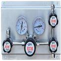 上海不锈钢单侧汇流排实验室单级减压阀价格