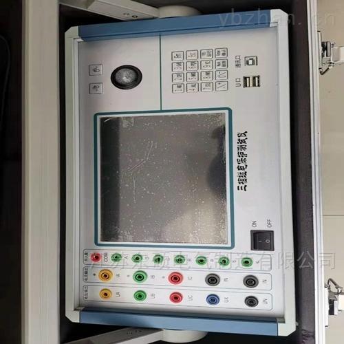 六相继电保护测试仪-三级承试清单