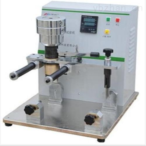 新型高溫橡膠磨耗試驗機