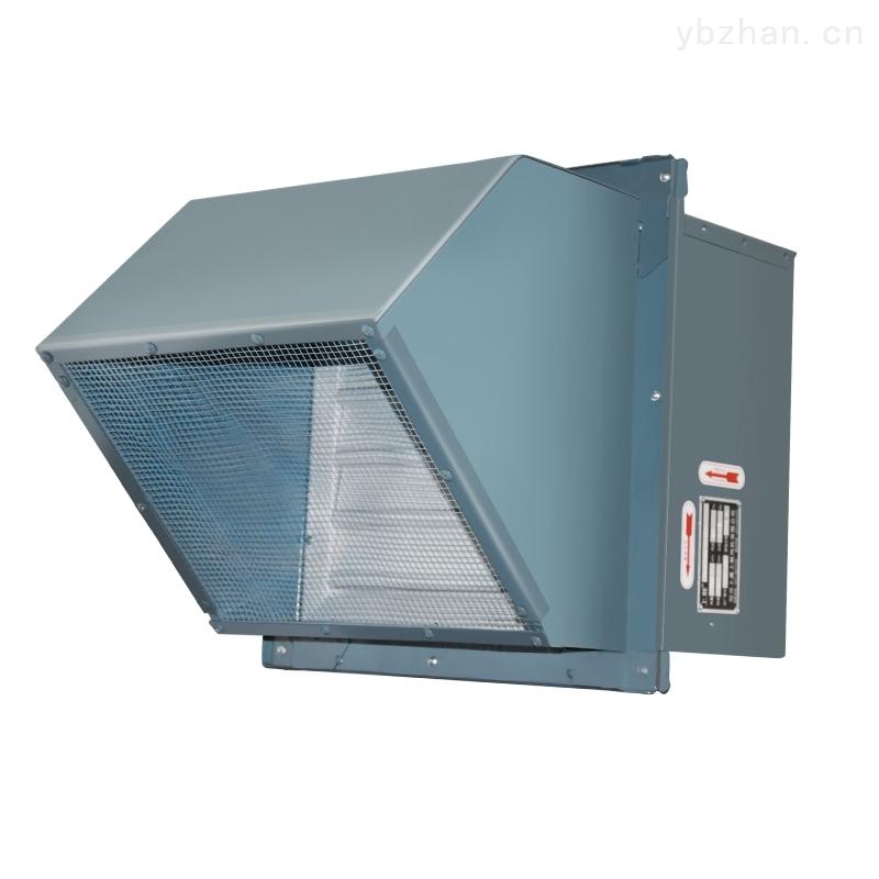 WEXD-400E4-0.8KW-220VWEXD边墙风机防腐防爆方形轴流风机